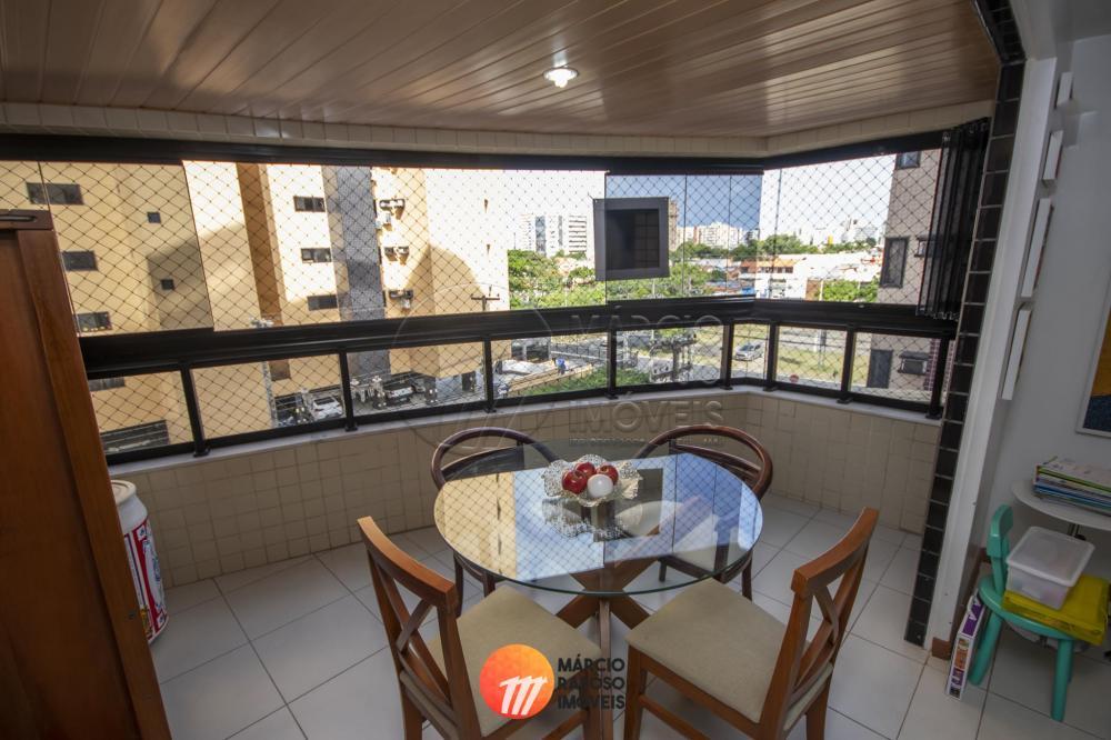 EDIFÍCIO SAINT TROPEZ  apartamento de 124m² para venda.  Possui: - Varanda; - Sala de jantar e estar; - 3 Suítes; - Cozinha; - Área de serviço; - DCE. (nascente).  no condomínio:  - Área de lazer com piscina; - Salão de Festas; - Playground.