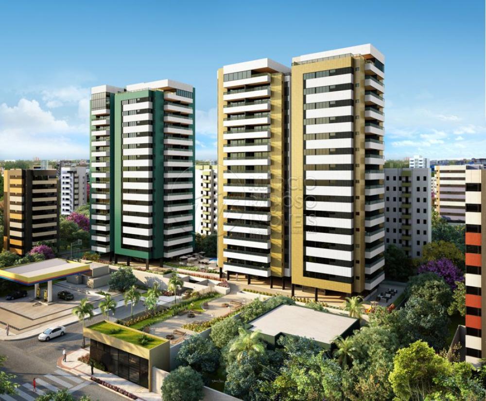 Maceio Jatiuca Apartamento Venda R$1.336.700,00 3 Dormitorios 2 Vagas Area construida 135.05m2