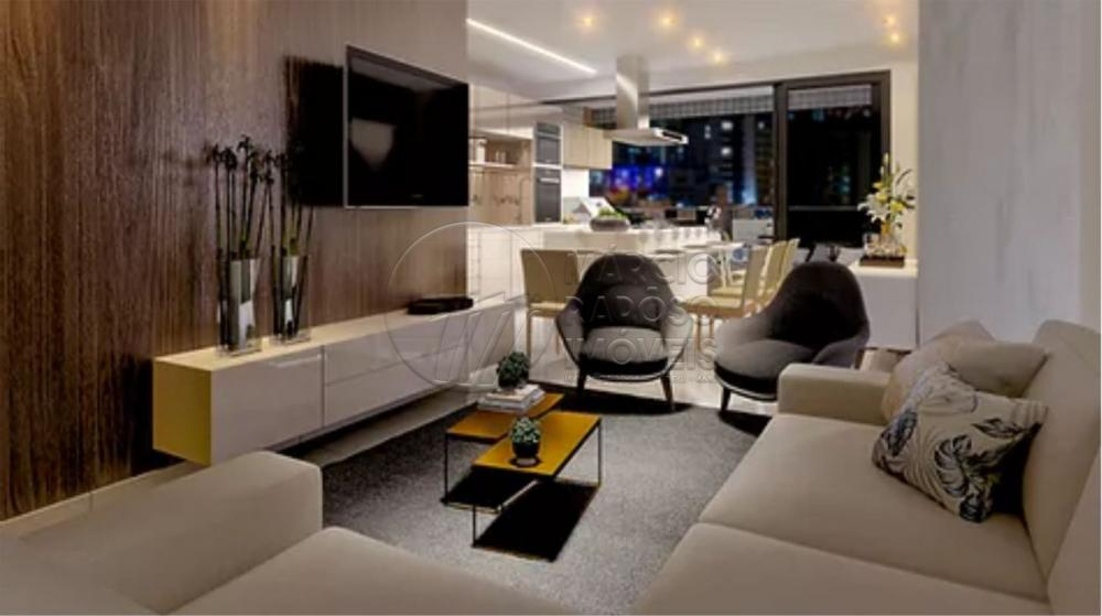 EDIFÍCIO JARDINS EULINA  * VALOR SUJEITO A ALTERAÇÃO. (PREÇO REF. AO APT. 206)  Apartamento de 58,96m² para Venda.  - 2 quartos (1 suíte); - Varanda; - Sala estar/jantar; - Circulação, Gabinete; - BWC Social; - Cozinha e Serviço;