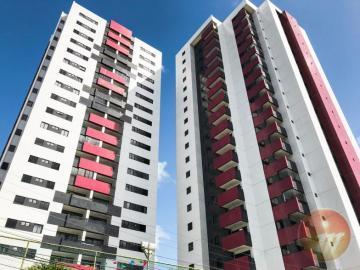 Maceio Farol Apartamento Locacao R$ 1.700,00 Condominio R$600,30  3 Vagas Area construida 142.25m2