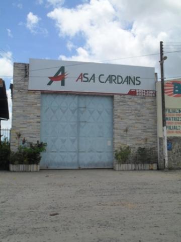 Maceio Tabuleiro do Martins Galpao Locacao R$ 5.500,00 Area construida 480.00m2
