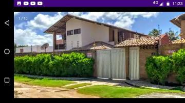Maravilhosa casa na Barramar, mobiliada,condomínio familiar e tranquilo. A 50 metros da praia, região dos arrecifes, na melhor localização da Barra de São Miguel. Composta por 3 suítes, sendo duas com varanda.