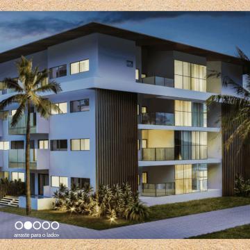 IPIOCA BEACH LIFE (Bloco Conchas) * VALOR SUJEITO A ALTERAÇÃO. (PREÇO REF. AO APT. 106)  Apartamento de 81,48m² para Venda.  Possui: - 03 quartos s/ 01 suite; - Sala de estar e jantar; - Varanda; - Cozinha/Área de serviço; - Wc social.
