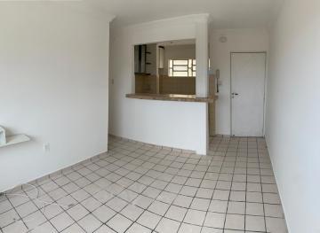 Apartamento 3 quartos, sala, Wc social, cozinha com armários, com área de serviço , 2º andar. ACESSO POR ESCADAS - PRÉDIO SEM ELEVADOR.